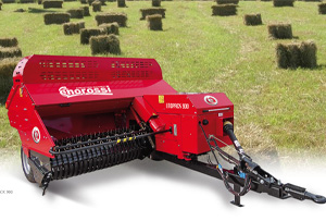 Enorossi Enopack 800 and 900 Square Baler